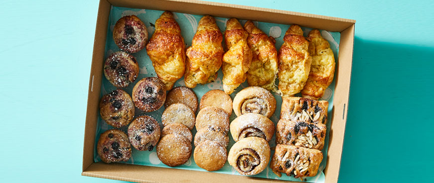 office pastry catering